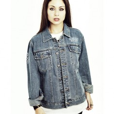 DBNO Blue Denim Unisex Jacket