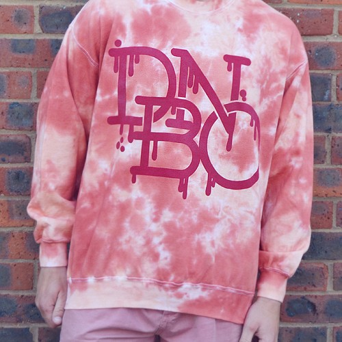 DBNO Crush Dye Sweatshirt