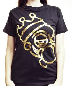 Gold Foil DBNO Logo Unisex Tee
