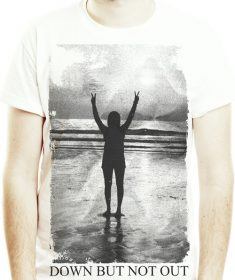 On The Sunset Beach Unisex Tee